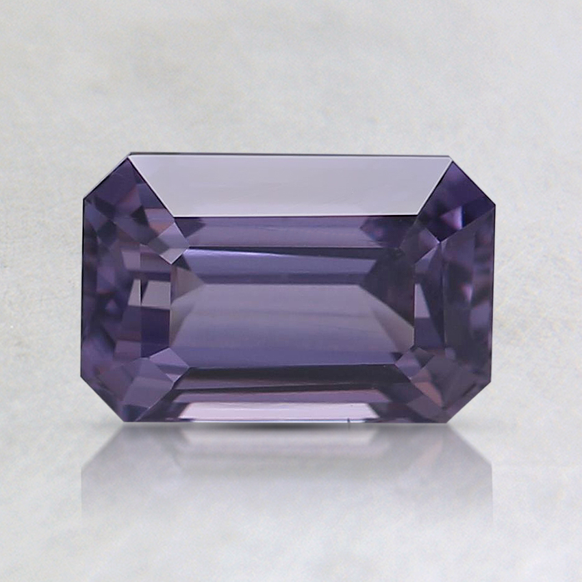 7.1x4.8mm Unheated Purple Emerald Sapphire