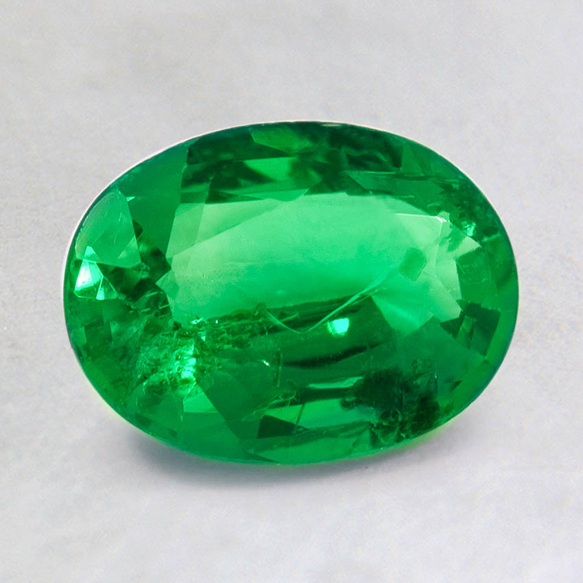 8x6mm Oval Emerald