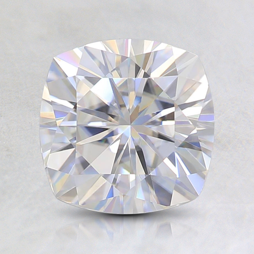 7mm Premium Cushion Moissanite