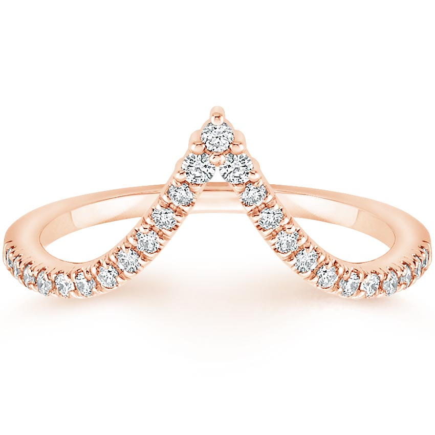 Top TwentyWomen's Wedding Rings - NOUVEAU DIAMOND RING