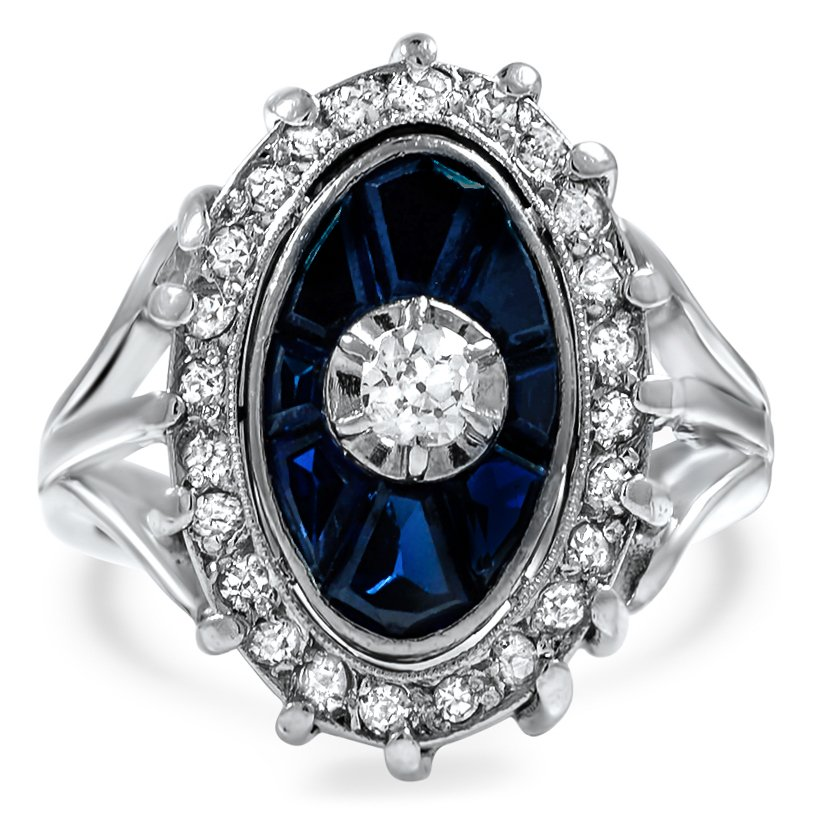 The Milla Ring, top view