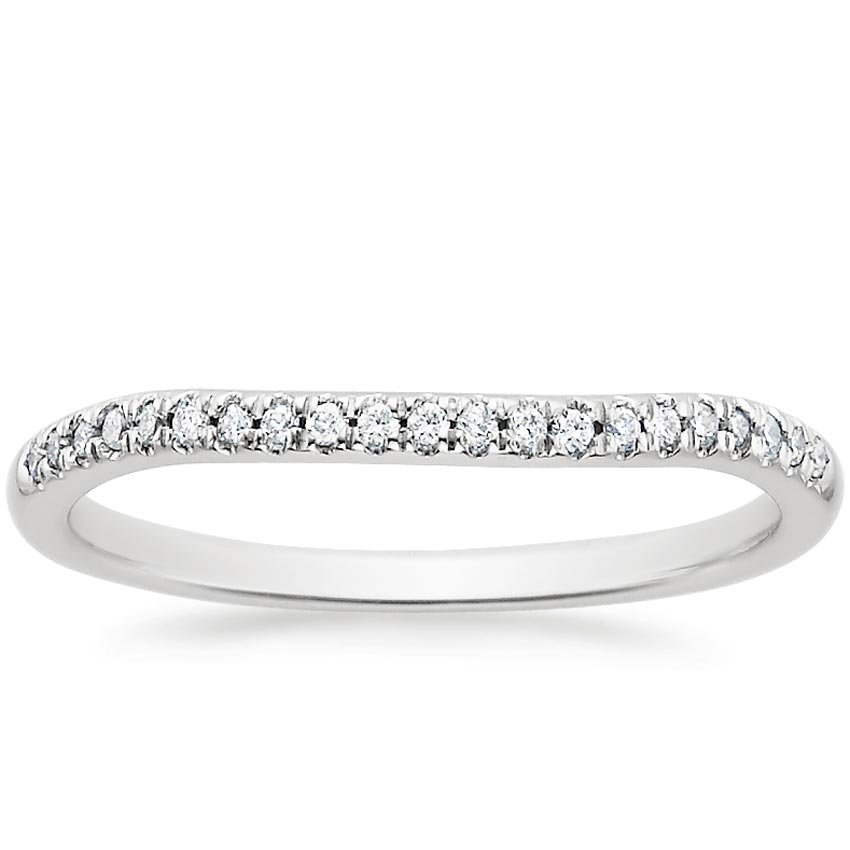Circa Contoured Wedding Ring