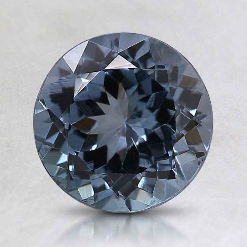 7.4mm Gray Round Spinel