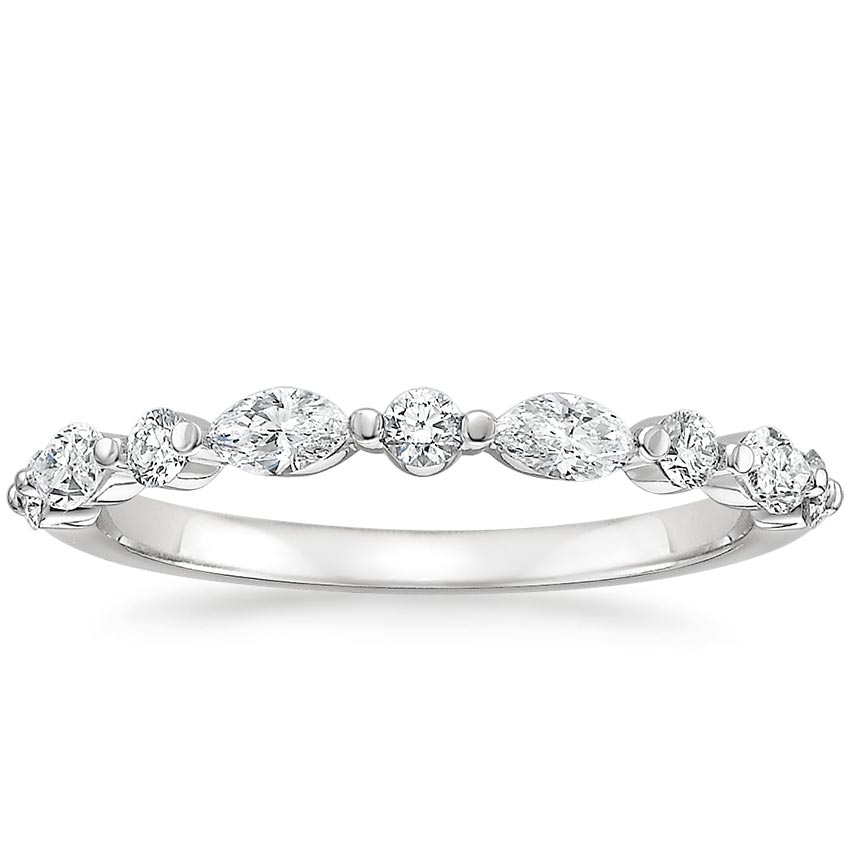 styles weddings eternity thick bands ring diamond bride stewart band unique herself vert engagement martha