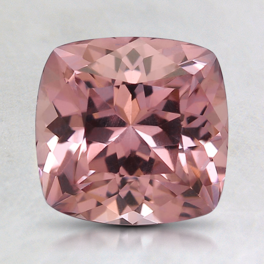 7.5mm Pink Cushion Garnet