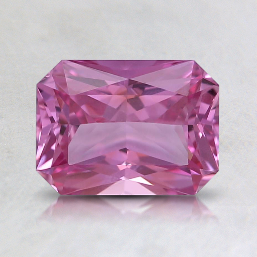7.1x5.3mm Pink Radiant Sapphire