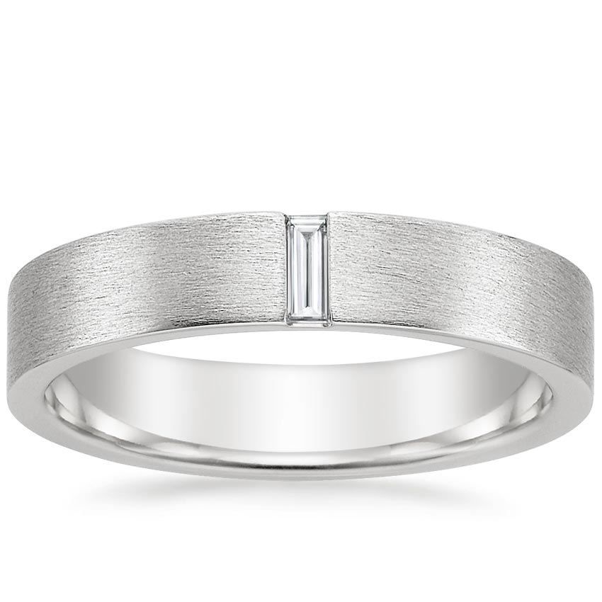 Top Twenty Men's Wedding Rings  - APOLLO DIAMOND WEDDING RING