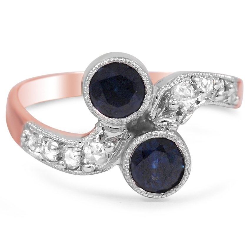 The Moon Ring, top view