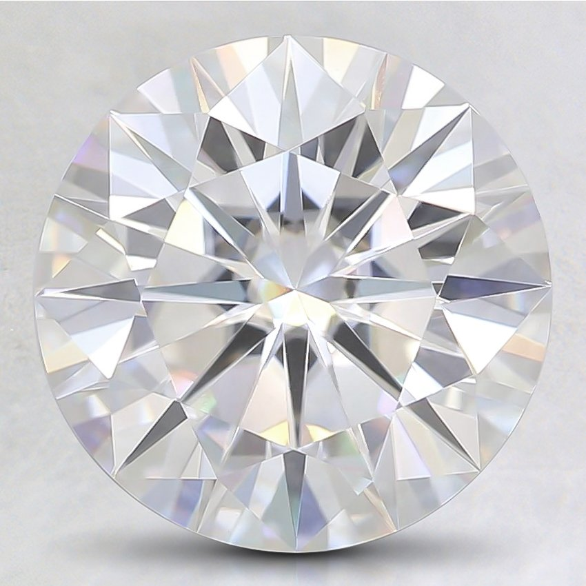 9mm Super Premium Round Moissanite