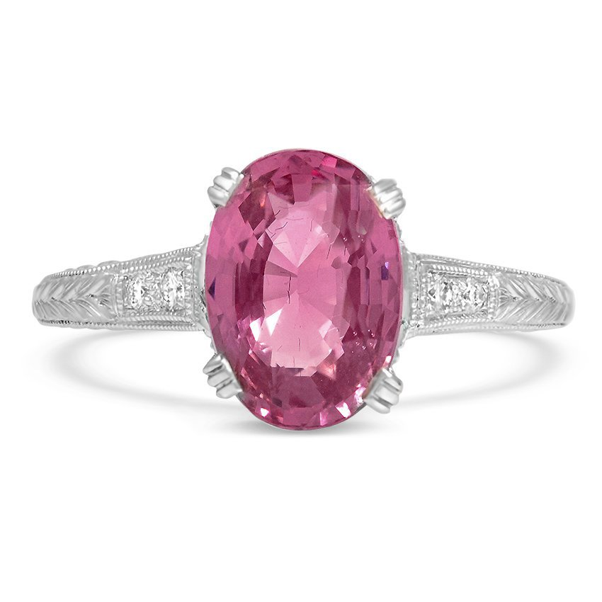 Edwardian Reproduction Spinel Vintage Ring