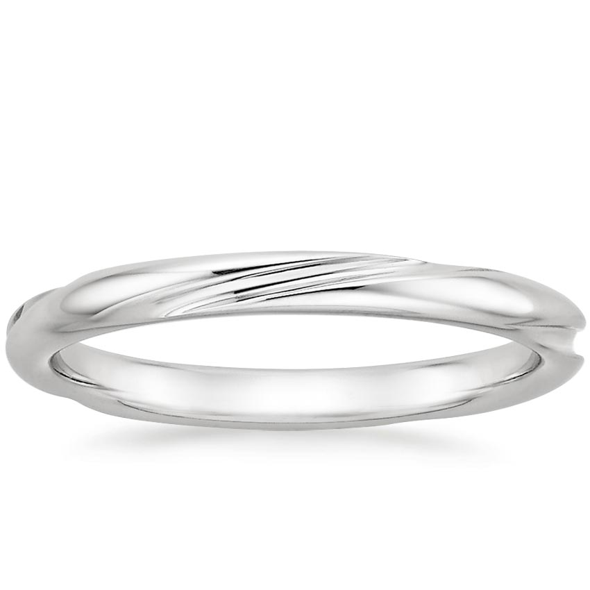 Twisting Wedding Ring