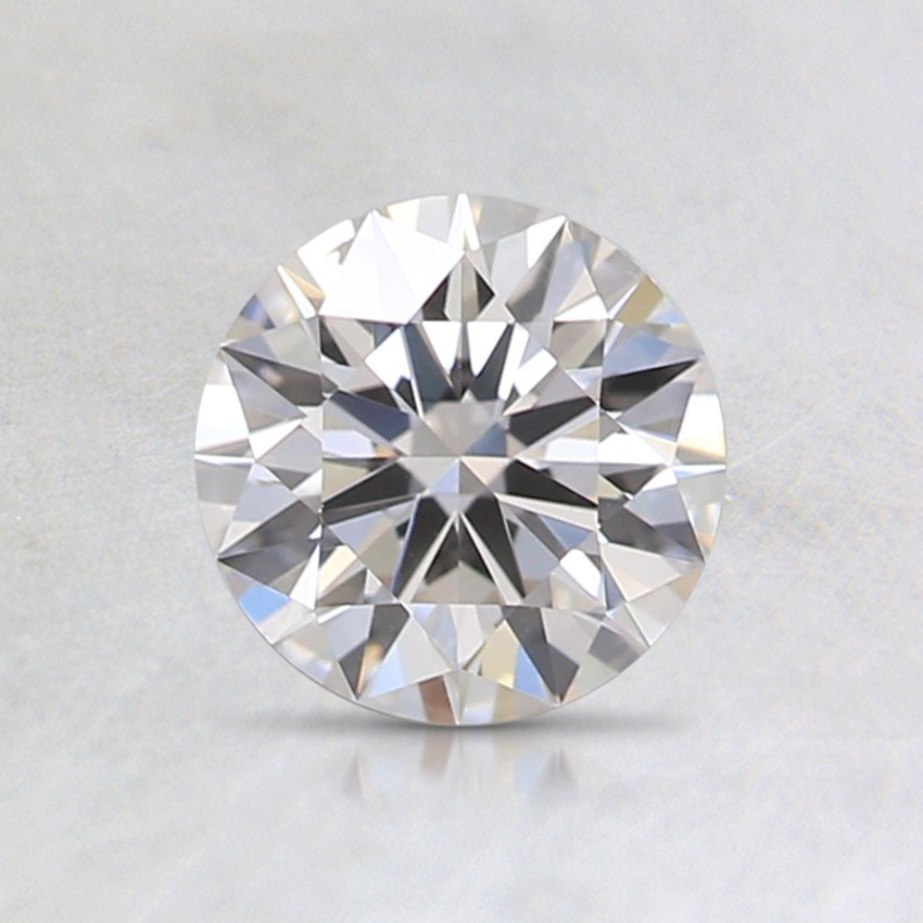 0.70 Ct. Faint Pink Round Diamond