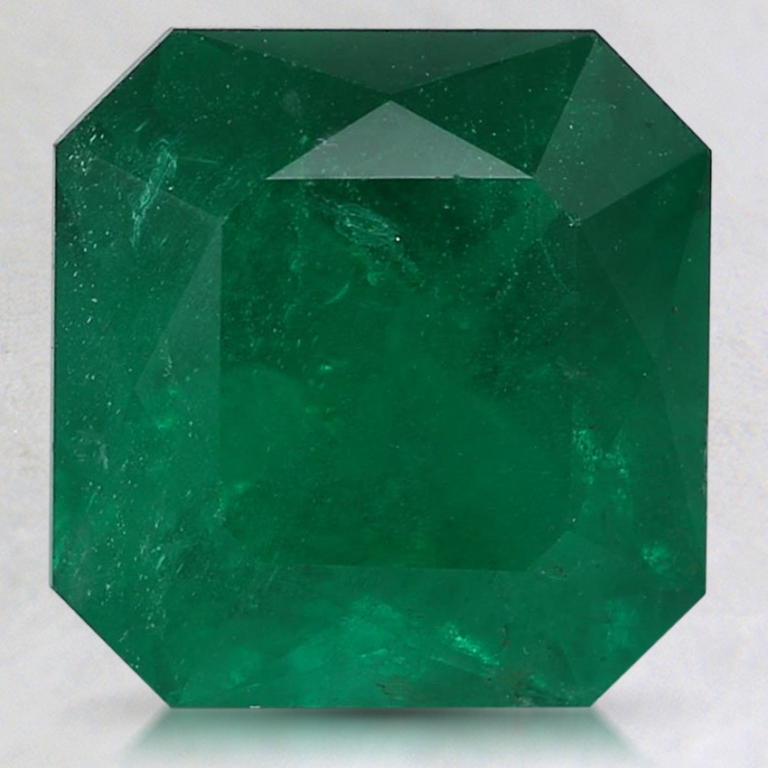 8.7x8.5mm Radiant Emerald