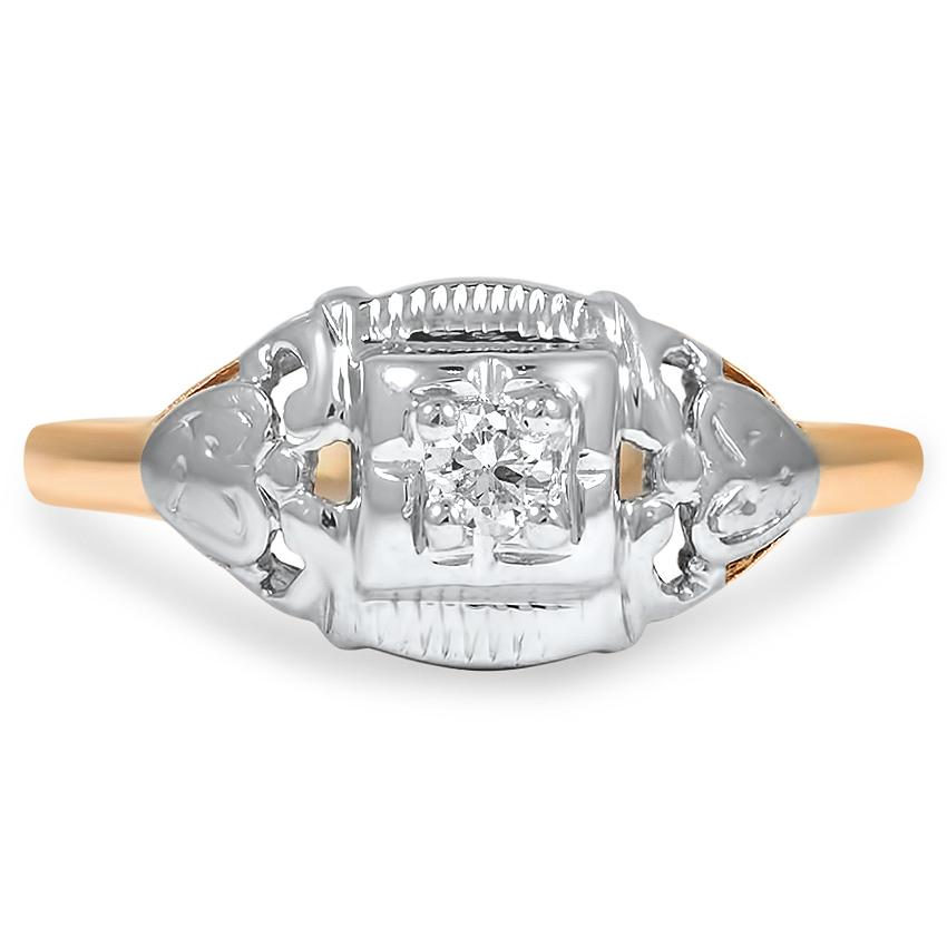 The Cristine Ring, top view