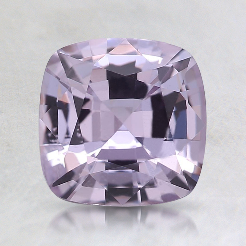 6.9mm Purple Cushion Sapphire
