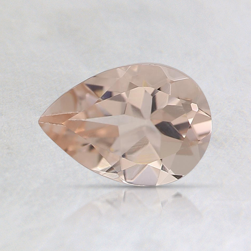 7x5mm Peach Pear Morganite