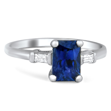 The Zahara Ring, top view