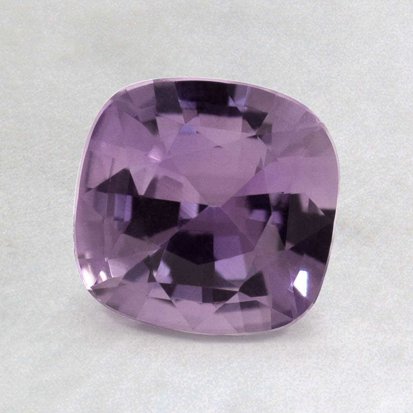 6.5mm Cushion Purple Sapphire