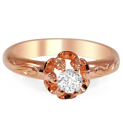 The Priela Ring, top view