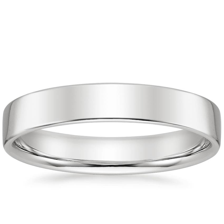 Top Twenty Men's Wedding Rings  - 4MM MOJAVE WEDDING RING