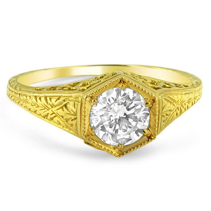 The Imperia Ring, top view