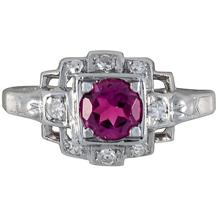 The Aphrodite Ring, top view