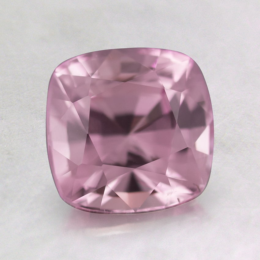 6.5mm Unheated Pink Cushion Sapphire