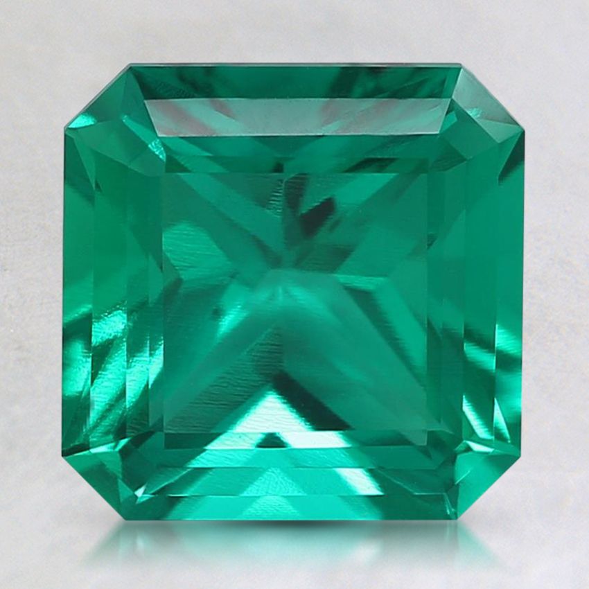 8mm Radiant Lab Created Emerald