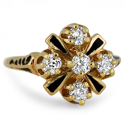 The Haute Ring, top view
