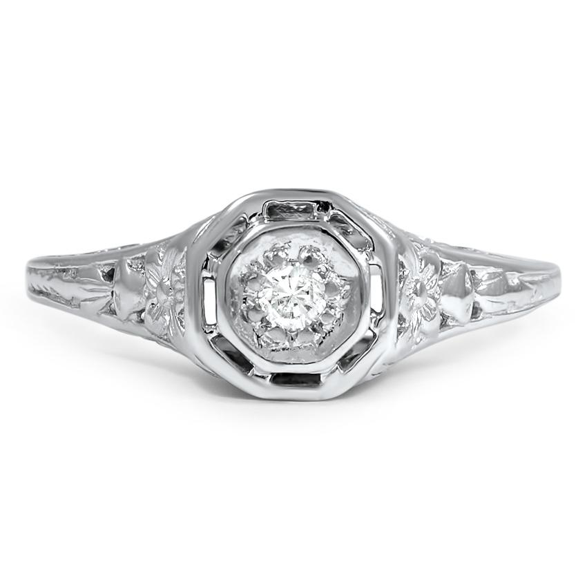 The Karon Ring, top view