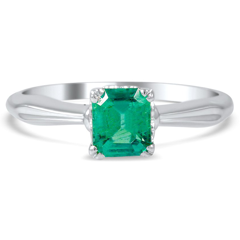 The Lizbeth Ring, top view