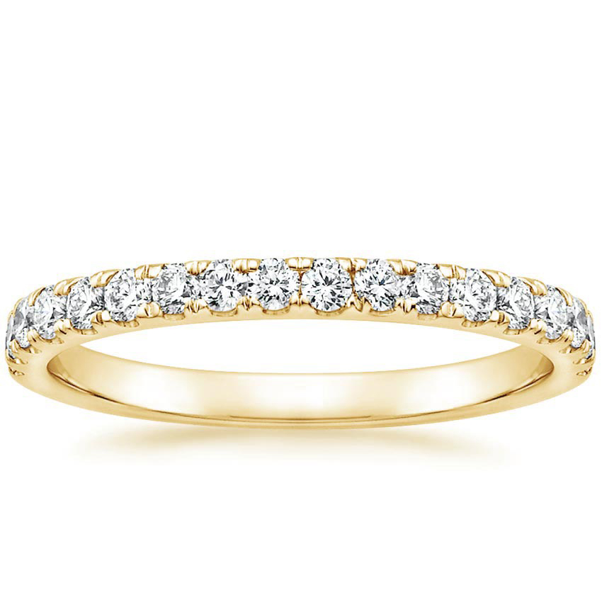 Yellow Gold Constance Diamond Ring (1/3 ct. tw.)