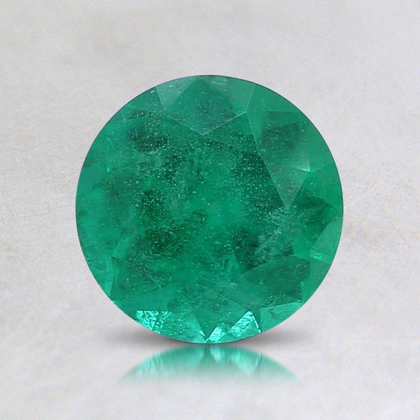 6 5mm Premium Round Emerald Emza6 5rd2