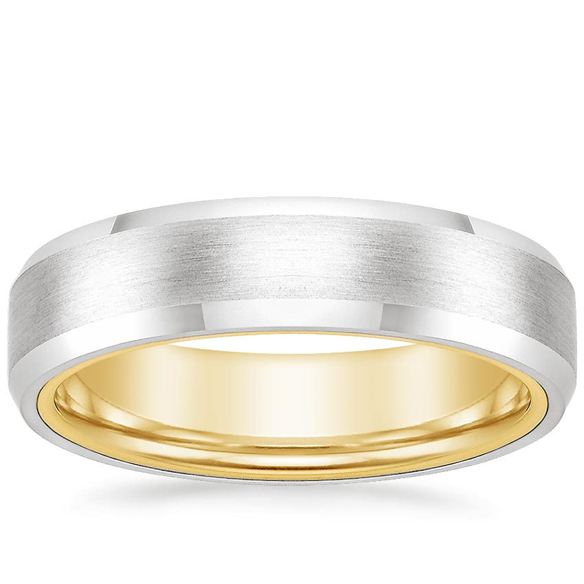 Yellow Gold Orion Wedding Ring