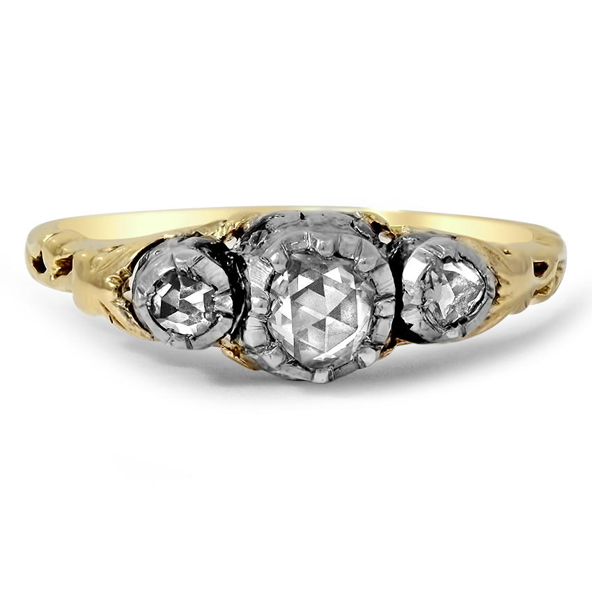 Georgian Diamond Vintage Ring