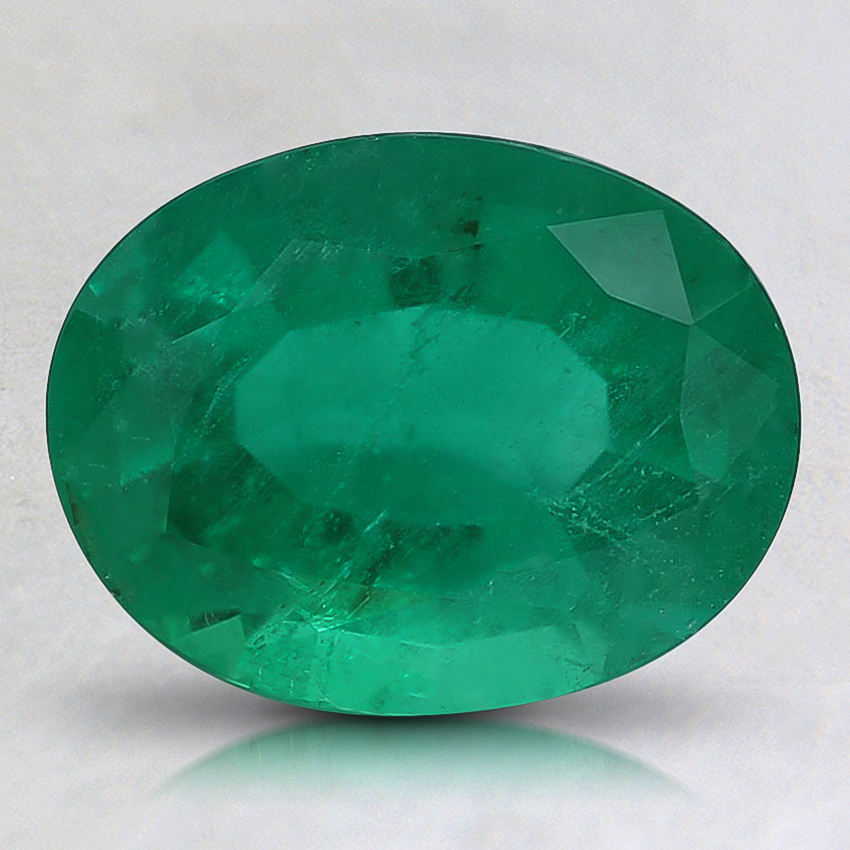 9x7mm Oval Emerald