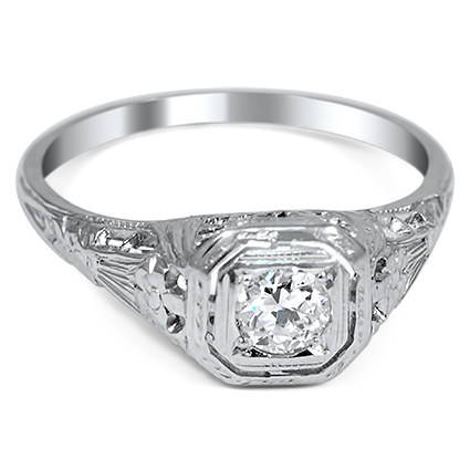 The Alize Ring, top view