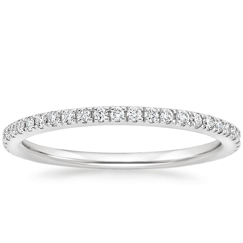 Top Twenty Anniversary Gifts - LUXE BALLAD DIAMOND RING (1/4 CT. TW.)