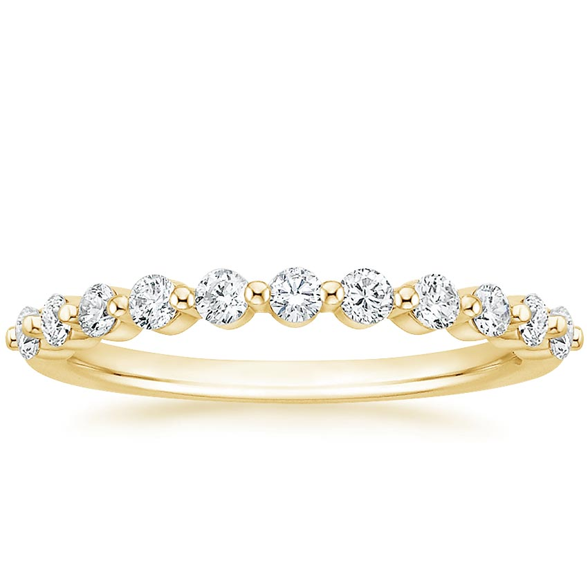 Yellow Gold Marseille Diamond Ring (1/3 ct. tw.)