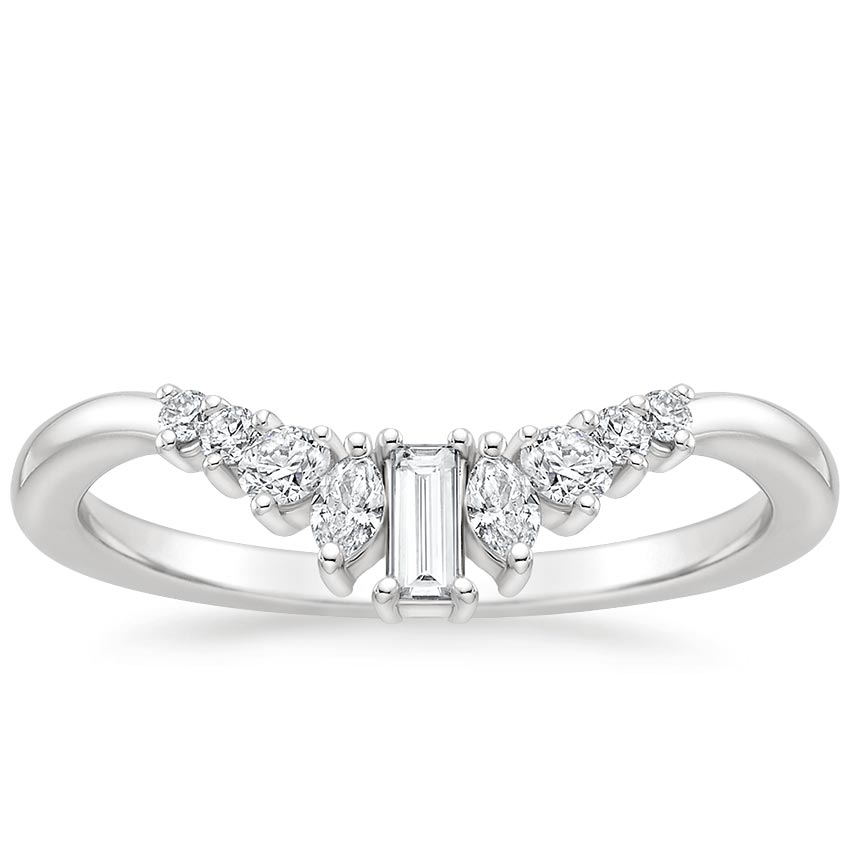Winslet Diamond Ring (1/4 ct. tw.) in Platinum
