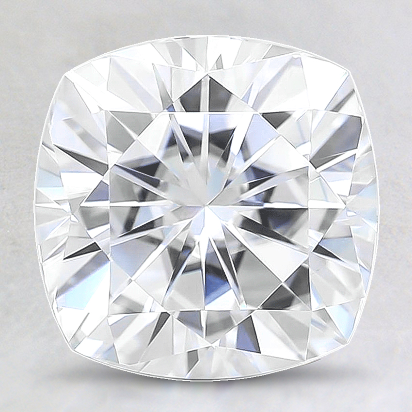 8mm Super Premium Cushion Moissanite