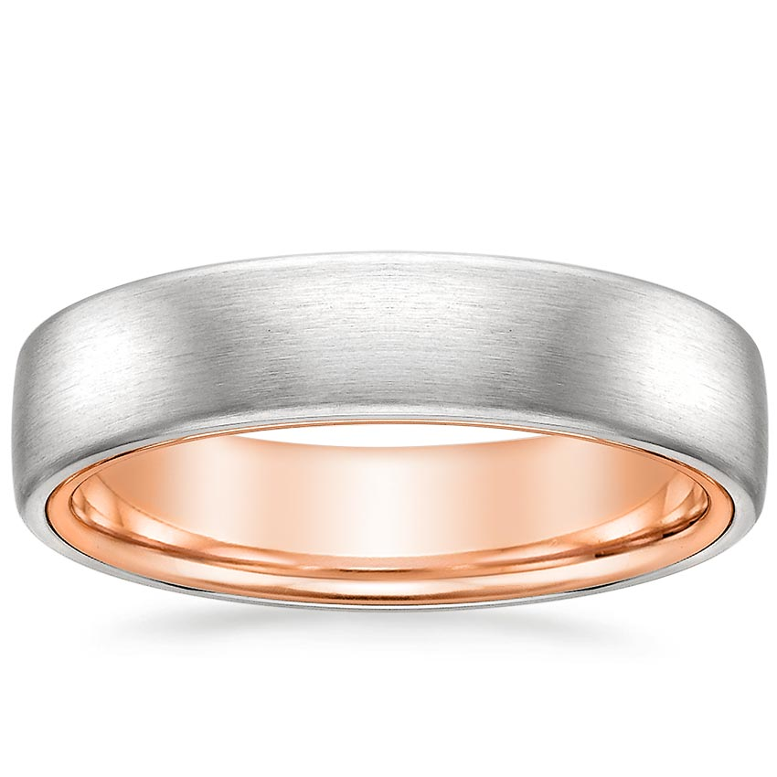 Top Twenty Men's Wedding Rings  - EMBER WEDDING RING