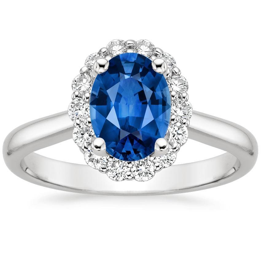 Top Sapphire Rings Brilliant Earth