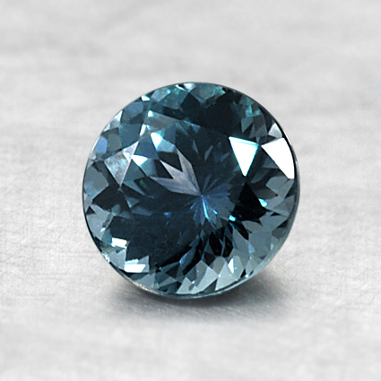 6.0mm Montana Teal Round Sapphire