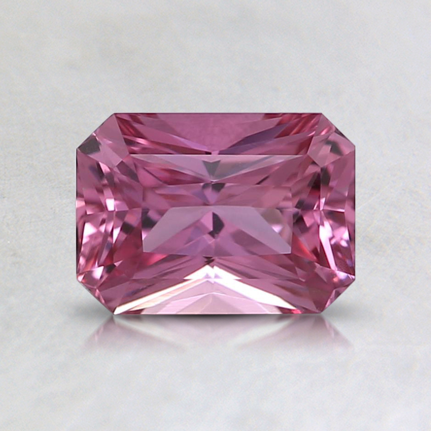 6.5x4.8mm Pink Radiant Sapphire