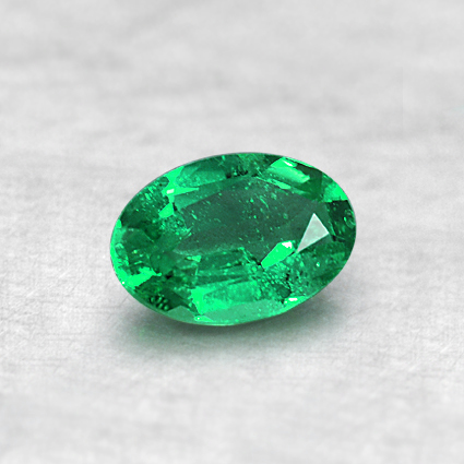 6x4mm Oval Emerald