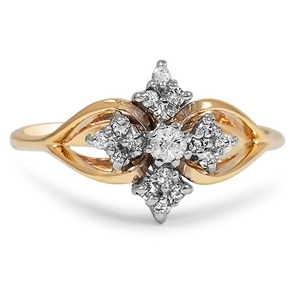 The Valeska Ring, top view