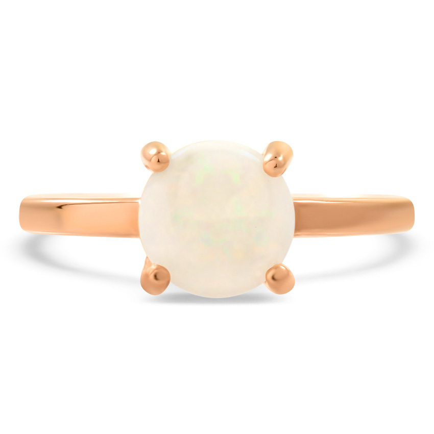 Modern Reproduction Opal Vintage Ring
