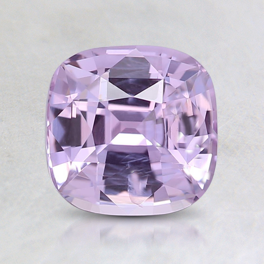 6.6mm Unheated Pink Cushion Sapphire