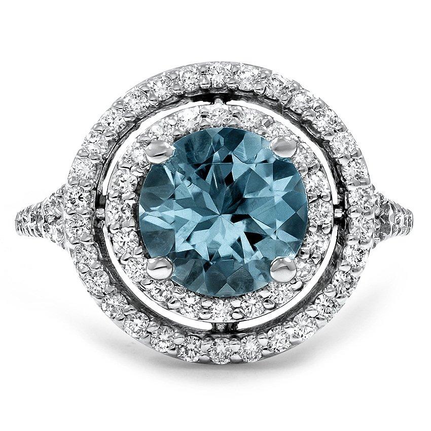 Brilliant Earth Aquamarine Ring